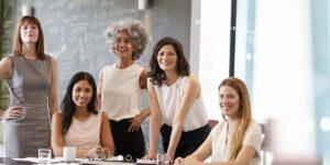 Zukunft gestalten, Programm 2020 BerufsWege für Frauen
