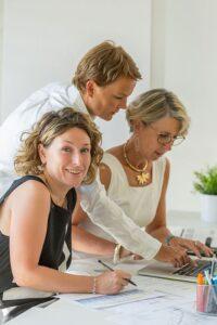 Workshops bei BerufsWege für Frauen