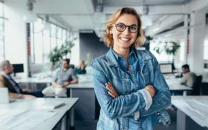 Beruf und Karriere Frauen