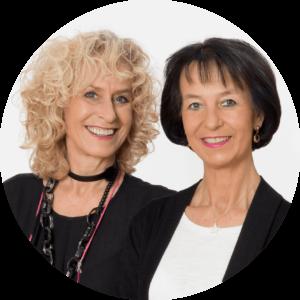 Referentinnen Irina Wascheck und Yvonne Skowronek