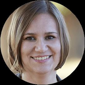 Referentin Berufswege für Frauen Nina Becker
